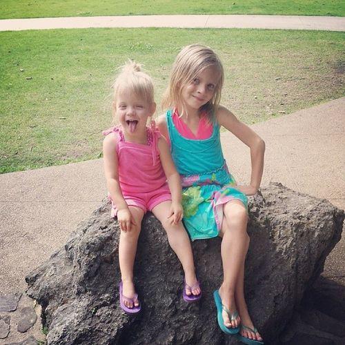 Yep. My kids. Memorialday2014