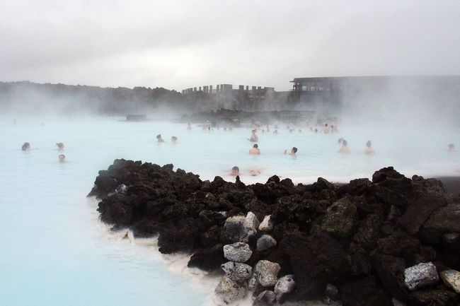 Blue Lagoon , Iceland Visual Trends SS16 - Lifestyle X Travel