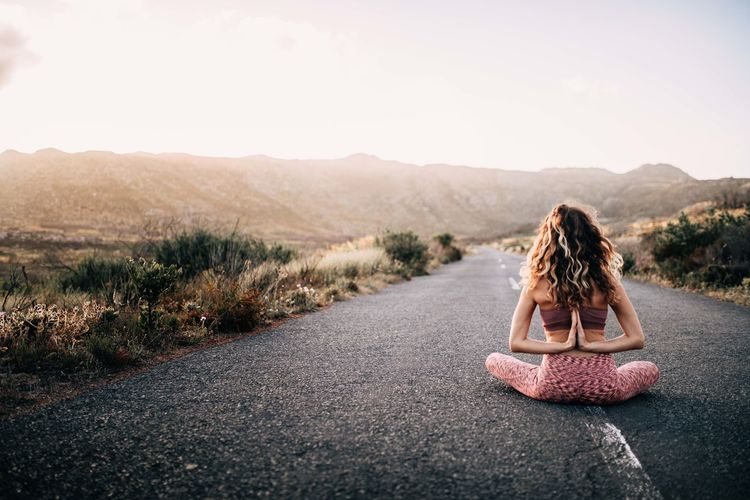 Namaste Road Road Trip Yoga Live For The Story EyeEm Selects
