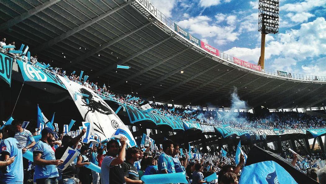 Belgrano Cancha Futbol Pasión  Hinchada