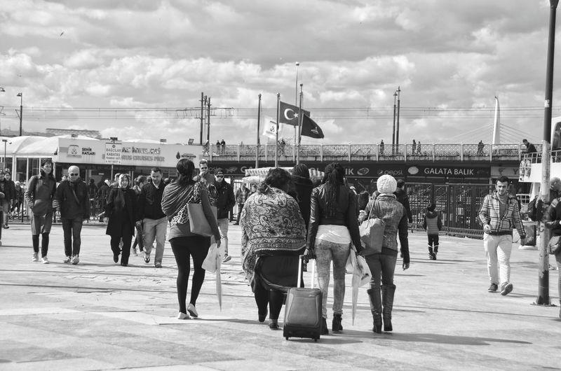 Istanbul Galatakoprusu Turkey EyeEm Best Shots Istanbullovers Black & White Bw_ Collection Monochrome Istanbuldayasam Streetphoto_bw