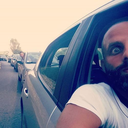 Return Viaggio Car Friends Summer2015☀️ Summer Salento Salentoesoncontento Salento2015 Amici Photogrid Cool Photooftheday Likes Like4like Likeforlike Sunset Italy Eyes BlueEyes Beard Smiles Igersoftheday Day Igers