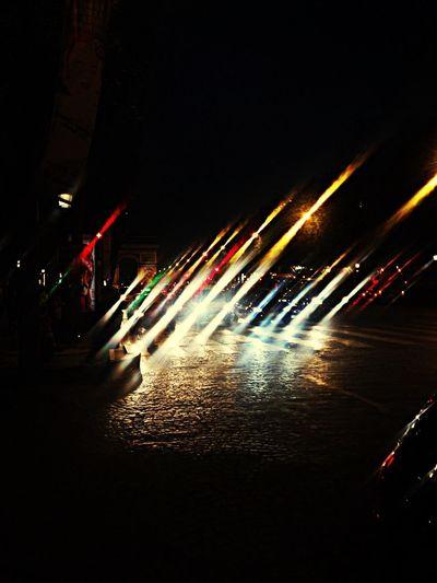 Mission Mystery night lights