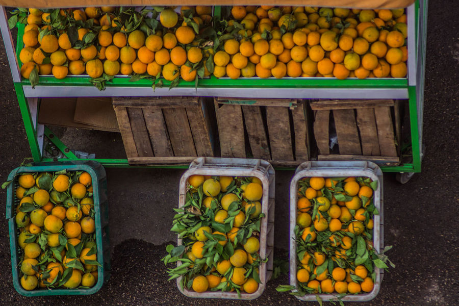 Citrus Fruit Food Food And Drink Freshness Fruit Healthy Eating Orange - Fruit Yellow