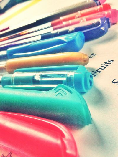 Colorful ideas need colorful help Colorsplash OpenEdit Everyday Fun Macro Eyem Best Edits Color Explosion Pens Inspiration