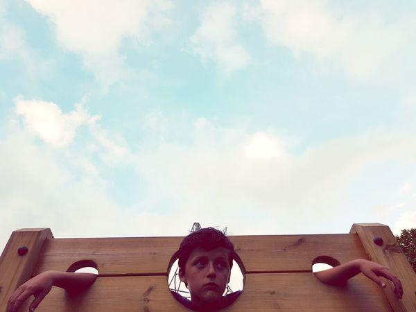 Headshot Cloud - Sky Outdoors Stocks My Son Calum