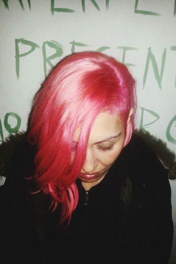Pinkhair Pinkhead