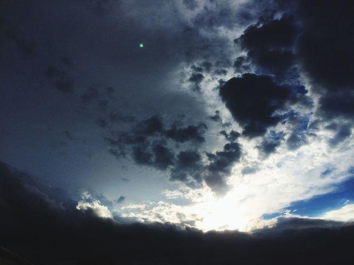 Stormy] Storm Clouds Skyporn