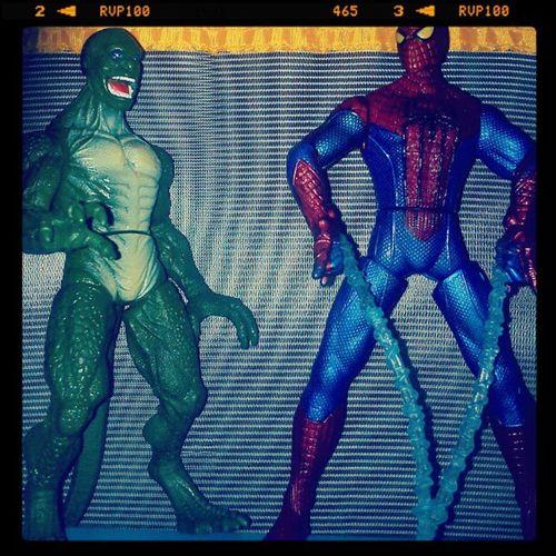 #spiderman #homemaranha A brincar com o miudo,ele diz que me deixa ser o homme aranha...que fixe. ;-D Spiderman Homemaranha