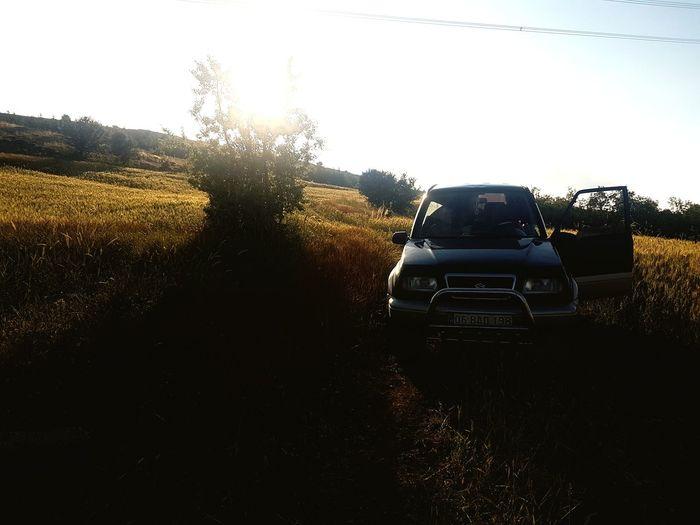 Agriculture Car