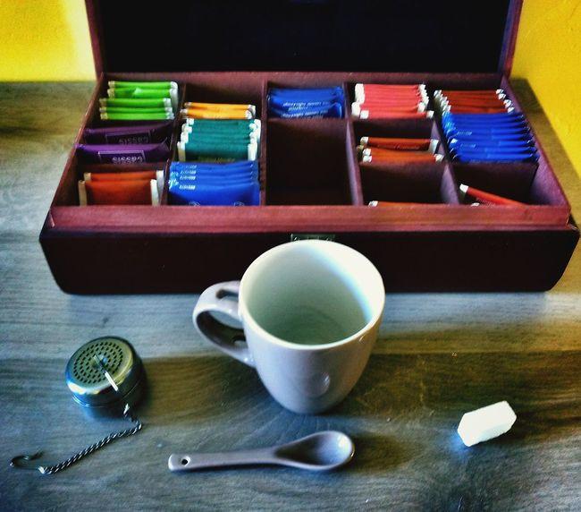 Tea Time Tea Teatime☕️ Teatime