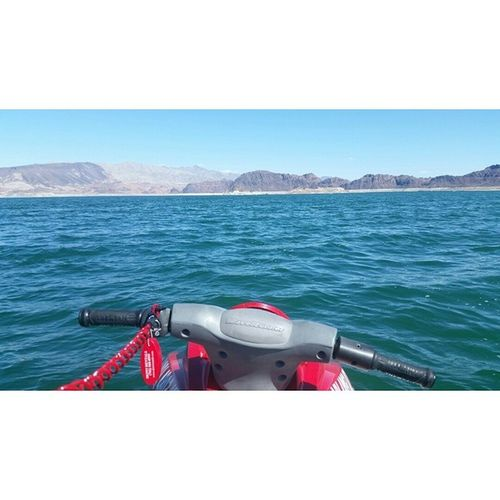 Exploring Lake Mead! Jetski Personalwatercraft