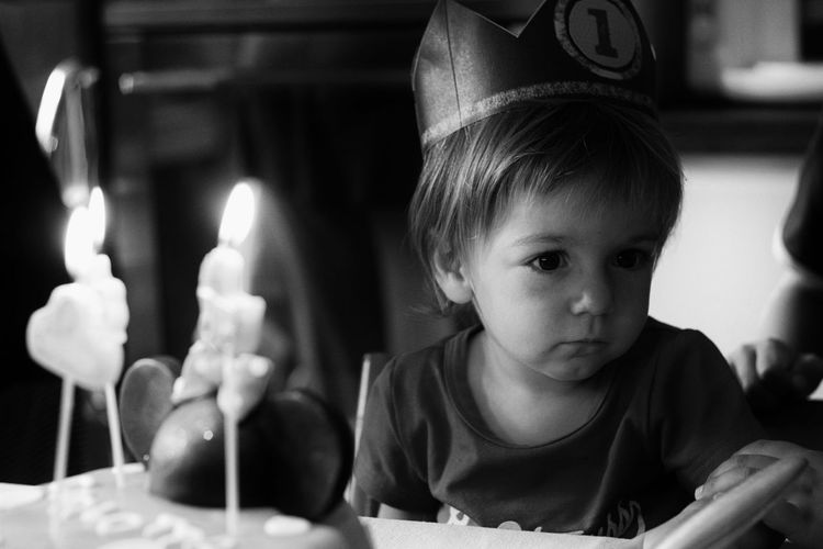 Candle Candlelight Childhood Close-up Culture Cute Elementary Age Focus On Foreground Indoors  Innocence Lit Person Toddler