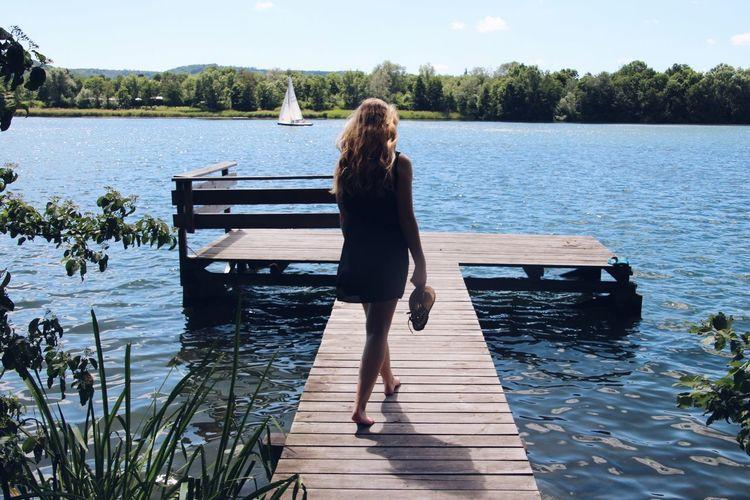 Water Lake One