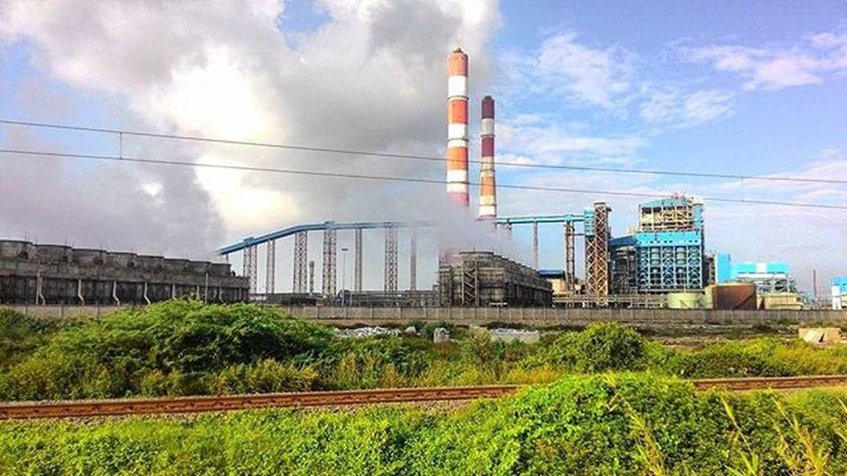 Lifeline of Chennai- NTPC, Chennai. Chennai India Thermal Power Plant Powerhouse Lifeline Of Chennai Phodus Phodus_competition
