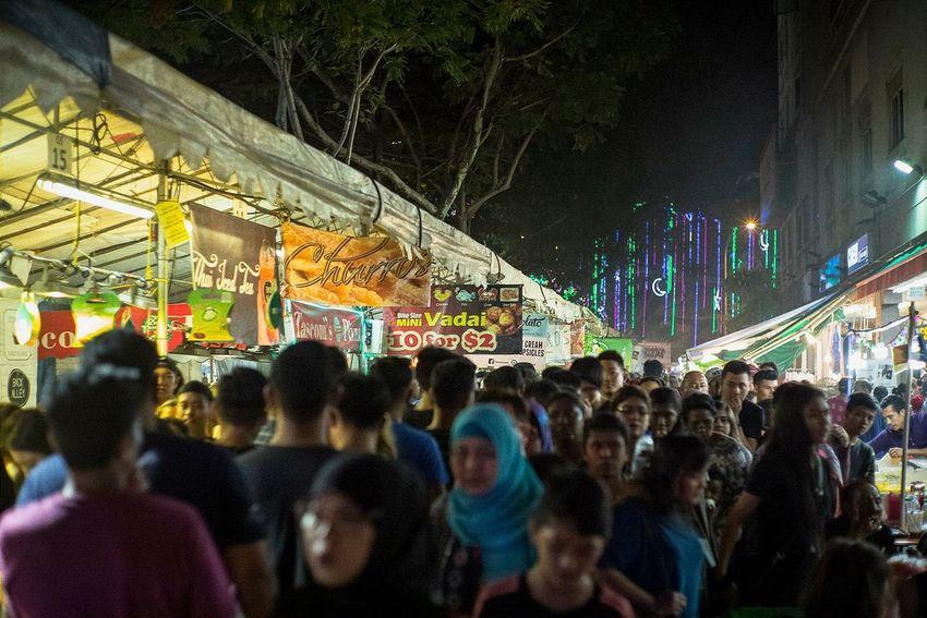 RamadanBazaar Streetphoto_color Street Photography Singapore The OO Mission