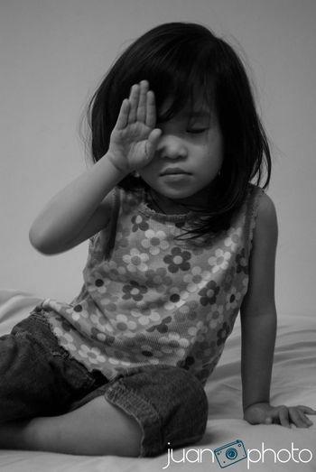 Talk to my hand Eyeem Philippines EyeEmCDO Model Black & White