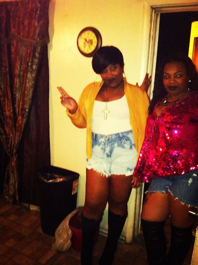 Me && My Mother #styling