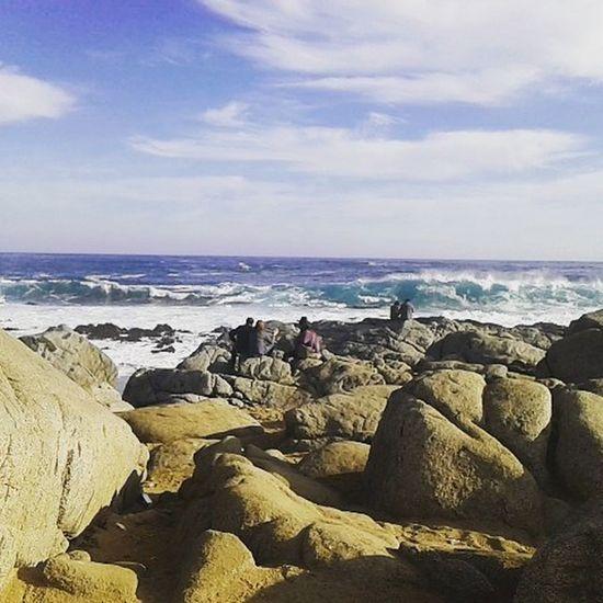 Islanegra Mar Ocean Bluelight Cielo Heaven Instalike Instamoment Rocas Rock Agua Arena Sal Olas 🌊🌊🌊🌊 Quisco Aqua Water Espuma  Nubes *-* Pabloneruda Poetachileno Casa Landscape Landscape_lovers Paisaje
