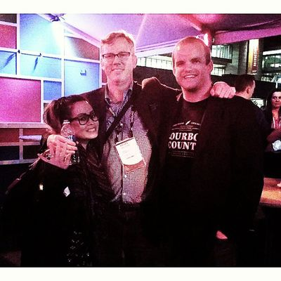 Two Inbound14 rockstars @hansenhunt and @hubspot very own @brianhalligan Inbound14