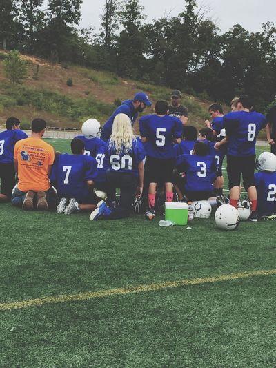 My Year My View Sports Uniform Teamwork American Football - Sport Championship Boys Will Be Boys