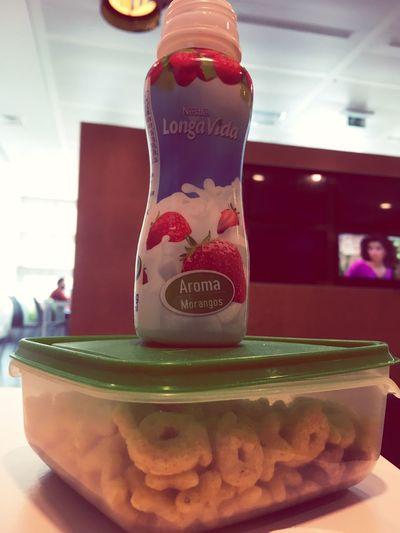 """Long life yogurt"" ! Food Portugal Longa Vida"