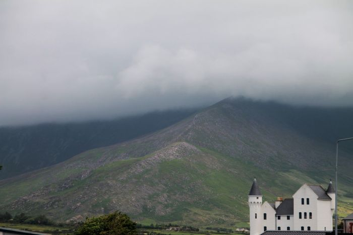 Ireland Landscapes Ireland Clouds Clouds And Mountains Landscape Landscape_Collection Landscape_photography Quiet Relaxing Ireland Lovers Lonliness Lonliest Place