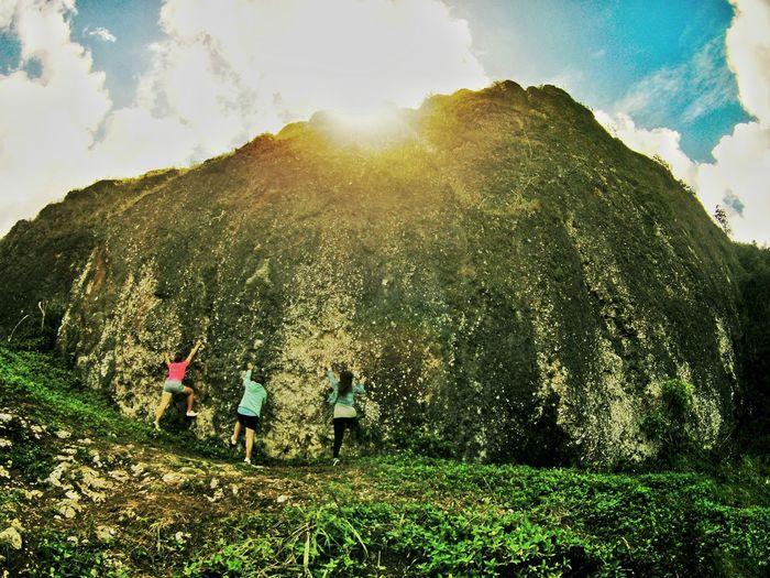Aint No Mountain High Enough! Opeak Viajeras Dalaguete, Cebu Enjoying Life Hello World Feel The Journey IvyEntures2016