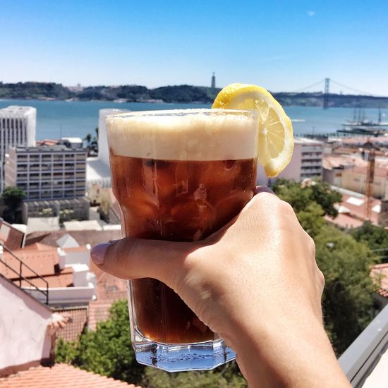Mazagran Iced Coffee Coffee Summertime Taste Of Summer  Your Ticket To Europe
