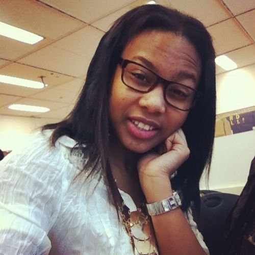 In School Bored . But I Feel Good Today