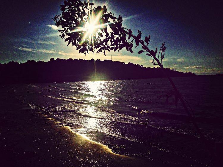 Enjoying Life Enjoying The Sun Enjoing The View Sunset #sun #clouds #skylovers #sky #nature #beautifulinnature #naturalbeauty #photography #landscape