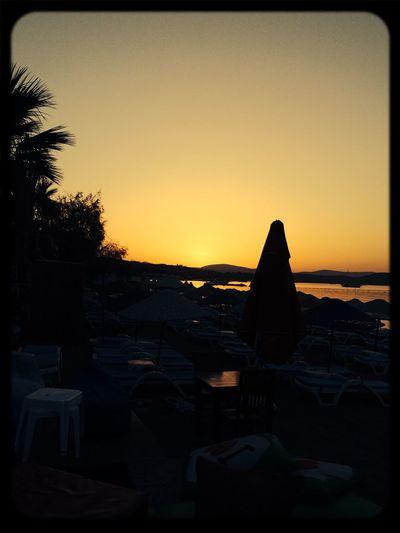 Bodrum Ortakent Sunrise
