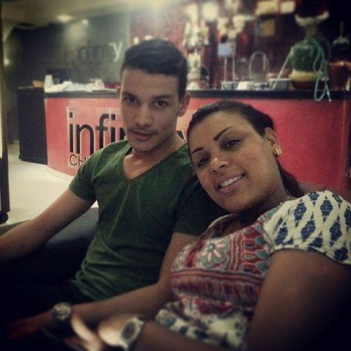 Chiiicha Tiime Avec  Cousine  <3