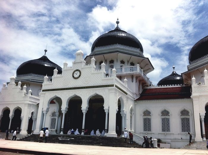 Peace And Love Praying Mosque Ilove Allah