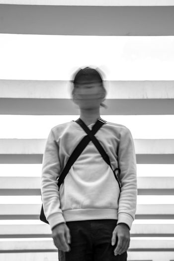 Aimlessly One Person Standing Front View Three Quarter Length Real People Architecture Indoors  Waist Up Men Lifestyles Young Adult Casual Clothing Young Men Leisure Activity Day Males  Clothing Portrait Contemplation Teenager Hairstyle EyeEm Best Shots EyeEmNewHere EyeEm Gallery Abstract Concept Blackandwhite Bnw person Confused Innocence Stress Lines Contrast Light And Shadow My Best Photo The Portraitist - 2019 EyeEm Awards