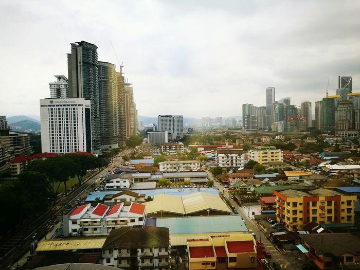 Kampung Bharu View