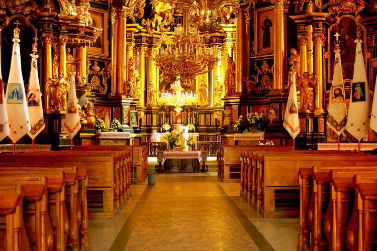 Altar Cathedral Cathedrale Catholic Catholic Church Lviv Lviv, Ukraine Католическаяцерковь алтарь Церковь черновцы