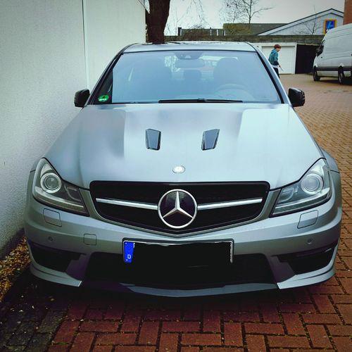 Mercedes-Benz C63amg C63