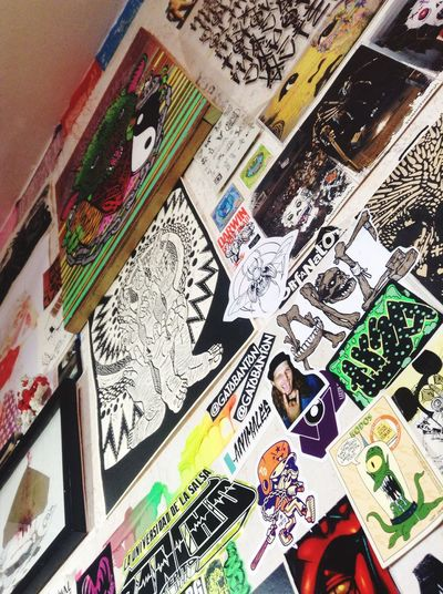 Tattoo Studio 💙 Tattoostudio Colorful Stickerart Stickerslove