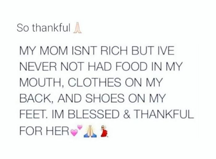 love you mom ; (
