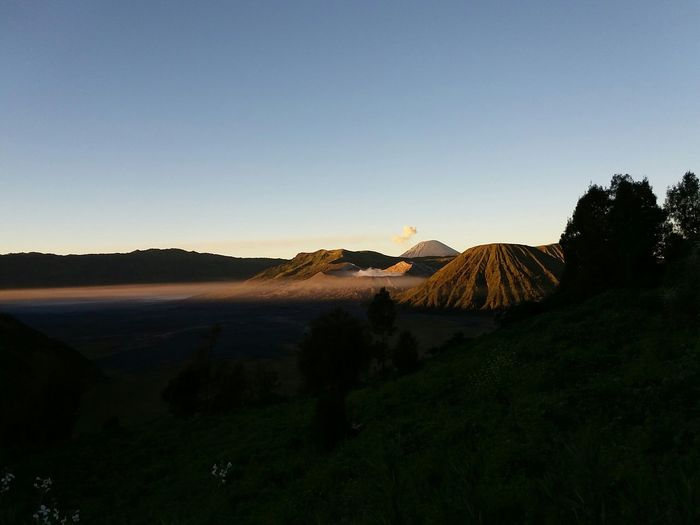 Mount Bromo The
