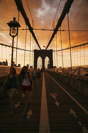 Newyork Brooklynbridge