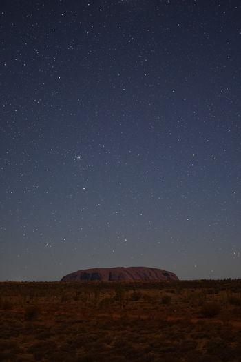 Uluru nationalpark