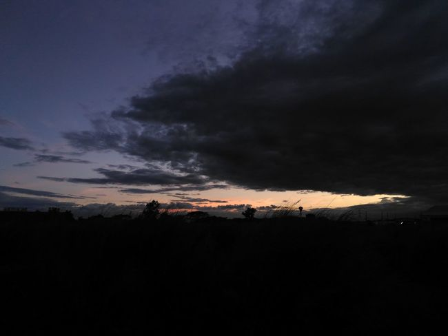 The shadows of twilight ~ Dramatic Sky Nature Beauty In Nature Sunset Landscape Night Outdoors Cloud - Sky Sky Silhouette EyeEmNewHere EyeEm Taking Random Pictures  Freshness Twilight Awe No Filter Cloudscape Backgrounds