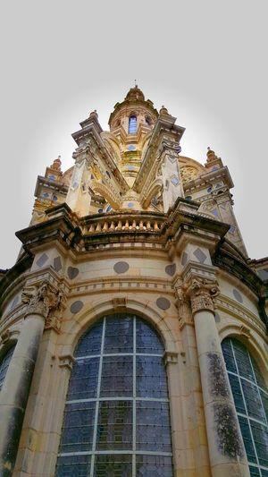 Tour Escalier En Colimaçon Chambord