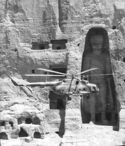ОКСВА Millitary Афганистан СССР Mountain афганистан Black & White 1985 35mmfilmphotography Udssr Вертолет Ми-8