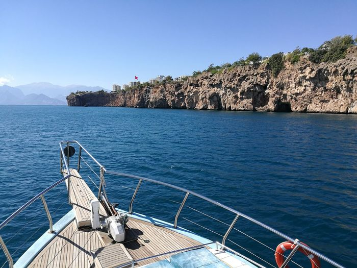 EyeEm Selects Sea Water Nautical Vessel Outdoors Fishing No People