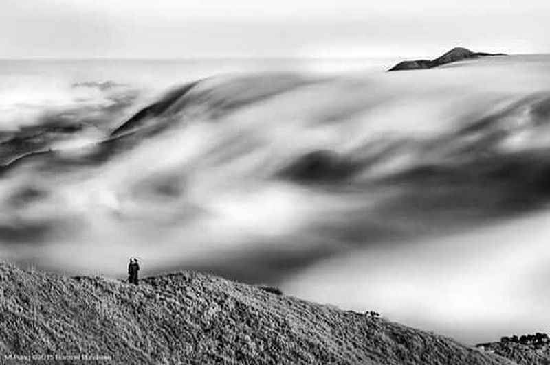 Eyeem Philippines Black And White Photography Philippines Blackandwhite PhotographyEyeEm Gallery EyeEm Best Shots The Great Outdoors - 2015 EyeEm Awards Edge Of The World Eye4photography  Mt.pulag Landscapes With WhiteWall