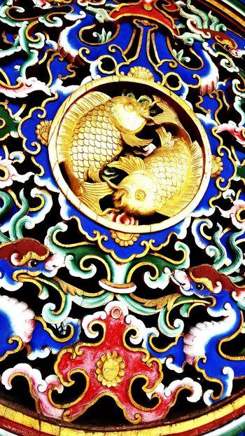 colorful art EyeEm Best Shots Showcase: February Travel 藍田書院 古蹟 Nantou,Taiwan Good Place To Visit Taking Photos 孔子 Temple Architecture