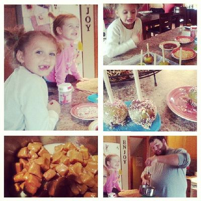 SundayFunday Caramelapples Family Love